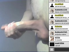 awesome cock, extremely impressive cumshots