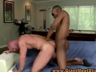 gay giant dark dick mixed bottom drill