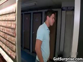 straight men acquires gay surprise libido lick