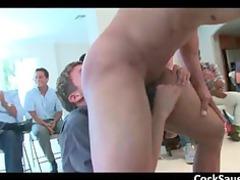 big libido sausage gay group sex celebration part2