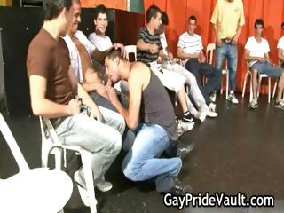 indoor gay fuck gang bang fest part2