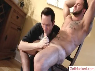 uncut stud acquires great dick sucking gays