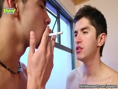 smoking and drilling 2