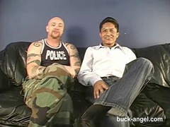 transman buck angel obtains plowed by giant libido