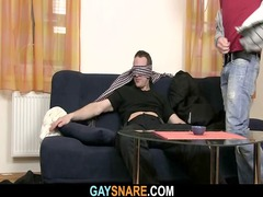 his taut ass takes nailed after dick sucking and