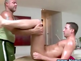 muscular gay turns straight fellow