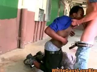 thug deep throats gay dick