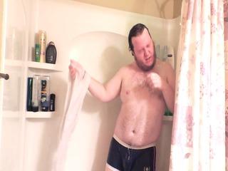 bathroom dance