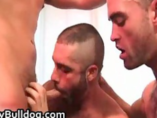 extreme gay ass fucking and cock licking part2