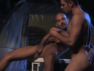 gay fucker had his bulky fucking big schlong