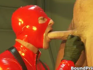 bound guy whipped and banged gay bdsm part6
