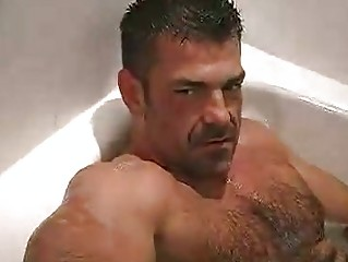 gay shower and masturbation video