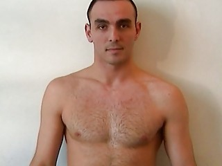 fine looking french gay guy demonstrates off his