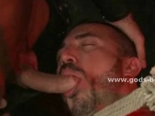 filthy house used as gay bdsm porn hideaway