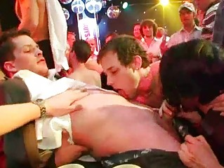 gay gathering studs lick on libidos