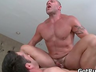 tyler gets his lovely balls gay massaged part1