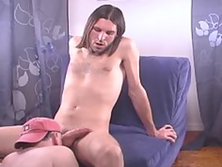 married lengthy hair stud with giant libido gets