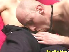 awesome gays super bareback arse gang bang