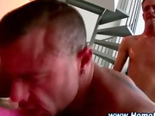 gay straight seduction massage ass drill