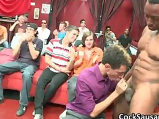 busty and naughty gay men having a celebration