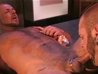 bushy dudes and gay dick sucking