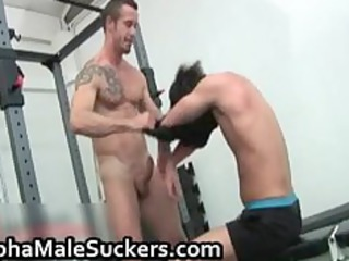 extreme hardcore gay drilling and sucking part6
