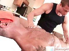 jason gets tough massage part6
