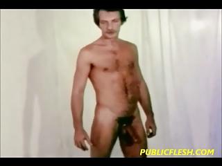 rare vintage gay bondage and tough