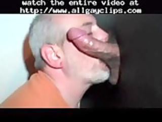 swallowing at the glory hole  gay porn gays gay