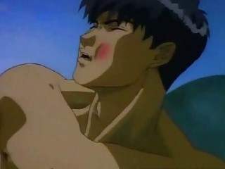 anime gay acquires his libido sucked and