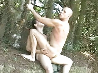 gay latino soldier takes his lil stupid drilled