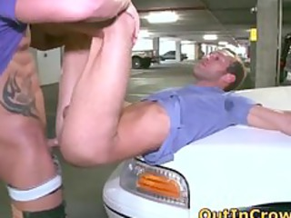 gays dick sucking and drilling inside public part2