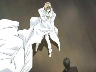 anime gay having a like hour with his fucker