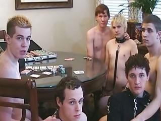 inexperienced gay dudes having bunch  porn