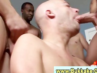 bukkake loving young gay