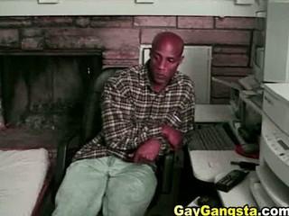 horny brown gay tough gangbanging