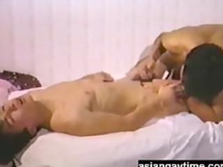 a vintage japanese gay movie