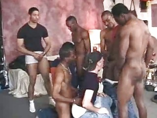 large brown penises revealed at the gay gathering
