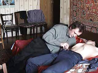 ancient boy seduces a boy to gay fuck