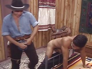 gay cowboys into deed