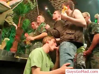 huge fucking and sucking fest gays