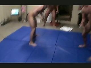 wrestling gay studs in deed