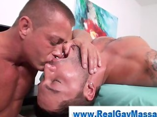 gay mounts straight bottom