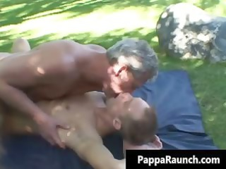 older  gay dude obtains his difficult dick part5