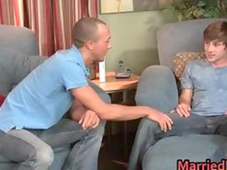 nuptial boy acquires his enormously primary gay